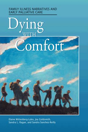 comfort care dying dying with comfort illness narratives and early