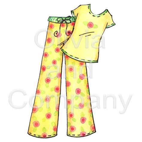 pajama clipart free clipart pajamas