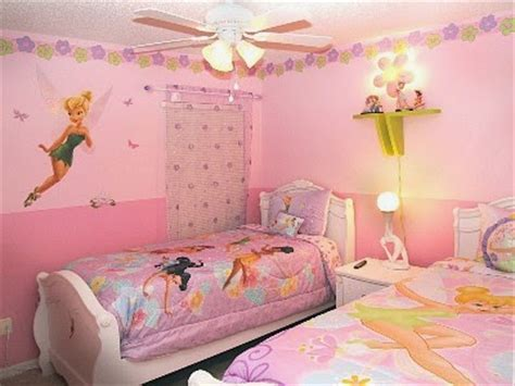 tinkerbell bedroom wallpaper tinkerbell room decor special for little girl a room for