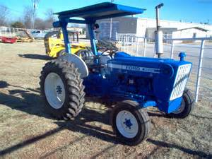 Ford 3600 Tractor Tweet