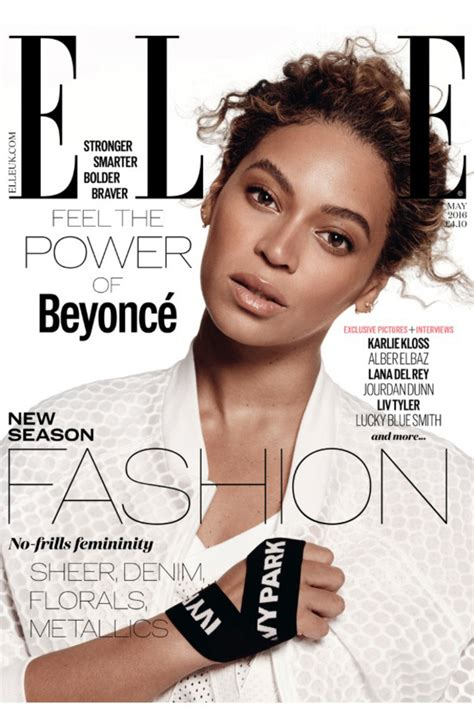 Beyonce On The Cover Of by Beyonce Flaunts On The Cover Of As She