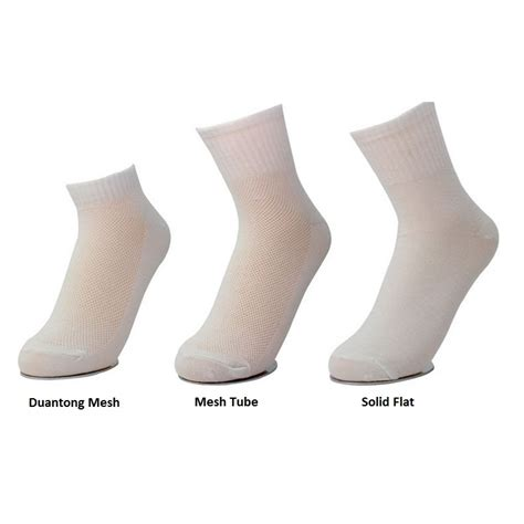 Kaos Kaki Kanik Relax Flat Socks solid flat model disposable section socks kaos kaki