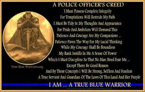 a officer s creed