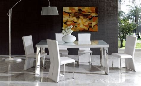 contemporary kitchen dining sets contemporary in wood and glass top leather kitchen dinette
