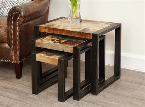 urban chic table nest