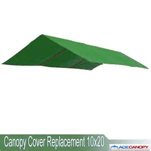 10x20 Canopy Replacement Top by Canopy Cover Replacement 10x20