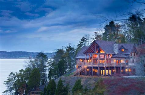 Tennessee Vacation Cabins by A Tennessee Vacation Log Home