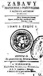 Powieść polskiego oświecenia: autorzy, odmiany gatunkowe