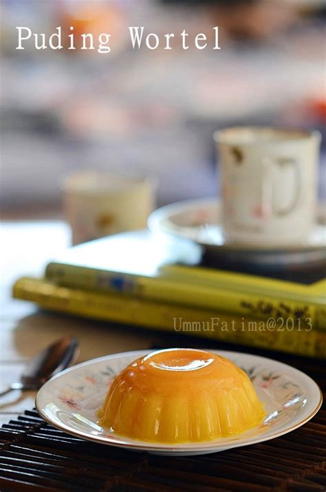 membuat puding wortel simply cooking and baking puding wortel
