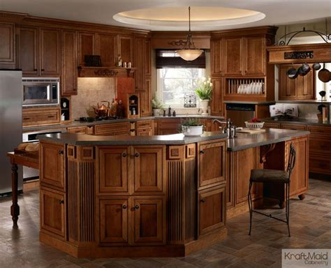 kraftmaid kitchen islands 15 best images about kitchen on a button