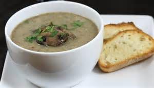 mushroom soup real mushroom soup with a touch of lemon tasteinspired s