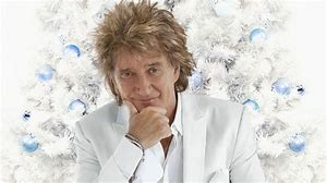 Image result for Rod Stewart Merry Christmas, Baby