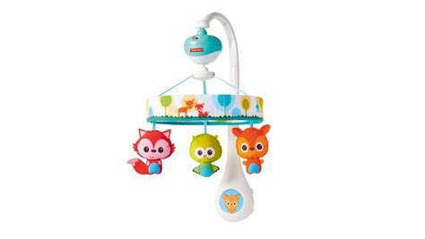 Crib Mobile Tiny by Tiny Friends Lullaby Mobile