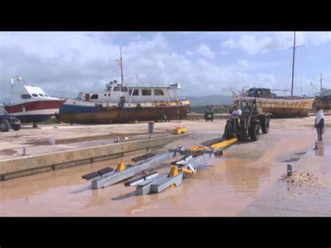 launch recovery boat handling trailers slipway boatyard - Slipway And Boat R