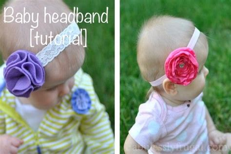 our baby girl made 17 best ideas about homemade baby headbands on pinterest