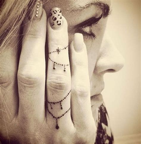 female finger tattoos designs 50 beautiful finger for for creative juice