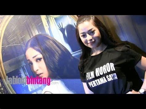 film horor terbaru nikita willy bintangi film horor nikita willy mengaku takut saat