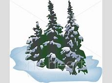Forest Clipart | Winter Wedding Clipart Free Clip Art Christmas Theme