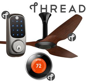 led by nest thread for home automation is most