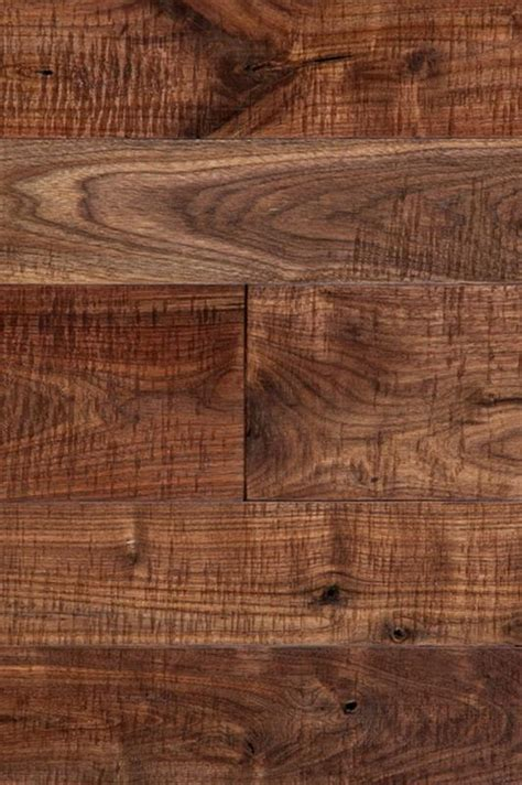 Live Sawn American Black Walnut Flooring   Country Plank