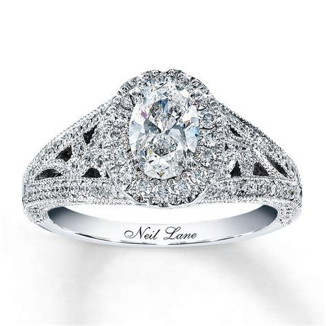 neil engagement ring 1 1 2 ct tw diamonds 14k