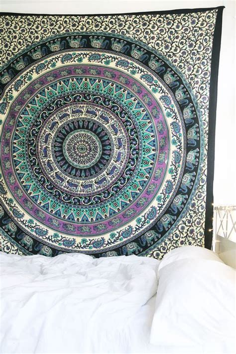 tapestry for bedroom ooh la loft royal plum mandala tapestry bedroom ideas