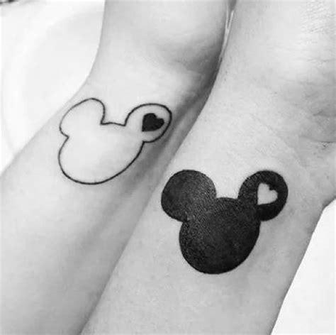 tatouage couples disney 21 photos qui vous feront r 234 ver