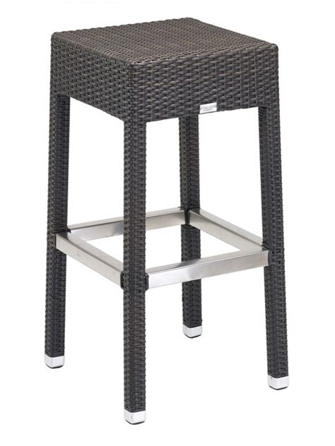 gladiator commercial grade square backless bar stool florida seating commercial outdoor square backless bar