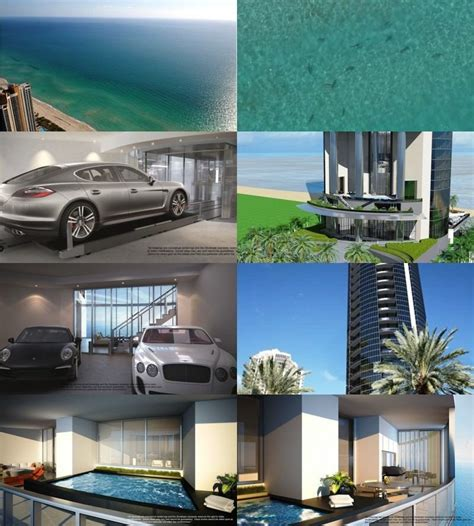 porsche design tower pool porsche design tower miami watch sharks from your 50th