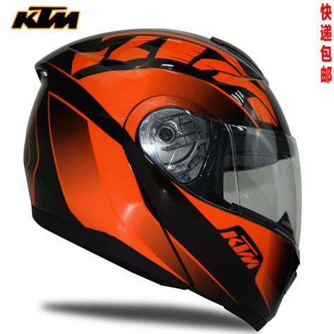 Helm Ktm coverage of exposing the surface helmet ktm 4 season