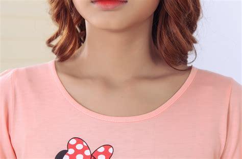 Piyama Wanita Minie Pink piyama minnie import py55 pink tamochi