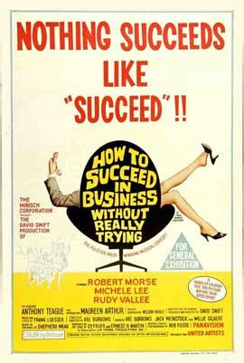 wholesale posters merchandise for your business poster how to succeed in business without really trying movie
