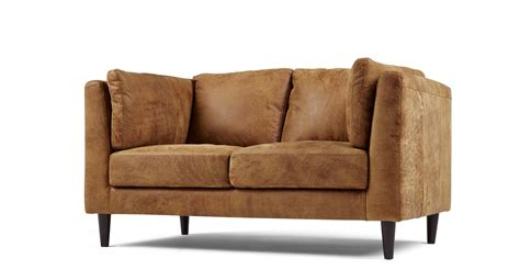 sofas etc lindon 2 seater sofa outback tan leather sofas etc