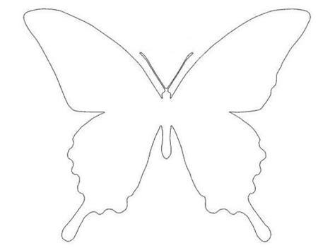Butterfly Construction Paper Craft - handmade butterflies decorations on walls paper craft ideas