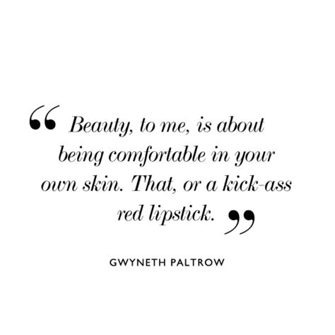 what does being comfortable with your uality mean skin care be beautiful