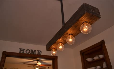 Kitchen Island Size by Reclaimed Wood Chandelier Light Fixture Farm Light