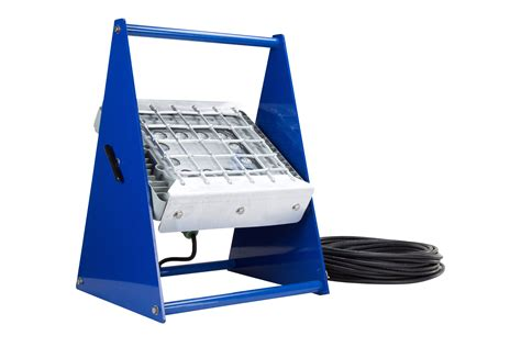 explosion proof led work lights larson electronics releases a portable explosion proof led
