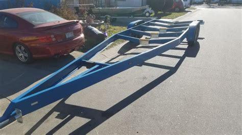boat trailer keel roller installation compare yates keel roller vs ce smith deep v etrailer