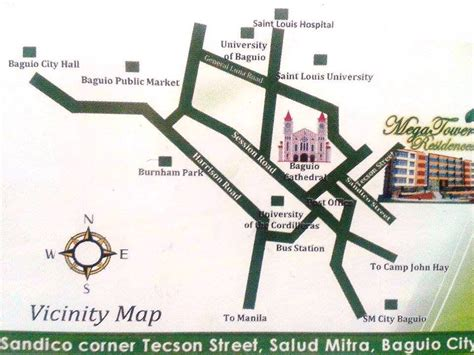 6 Bedroom House For Sale mega tower residences condminium in the center of the
