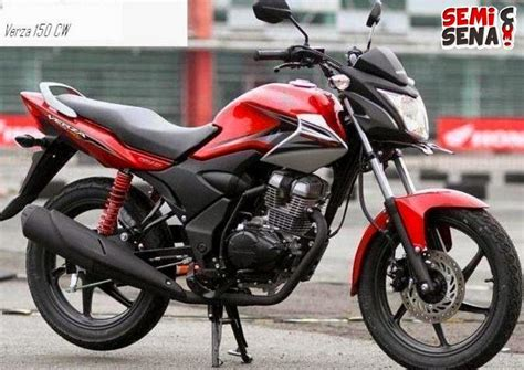 Verza 150 2015 Biru specifications and price honda verza 150