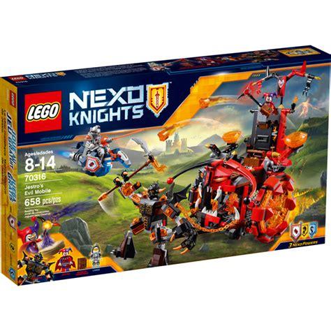 Lego 70316 Jestro S Evil Mobile Sparkks Buildable Figure lego jestro s evil mobile set 70316 brick owl lego marketplace