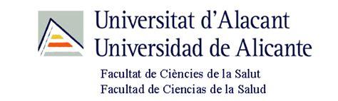 universidad de alicante centro de estudios sobre la instituciones participantes patrocinadores y organizaci 243 n