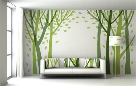 Green Wall Decor by Green Wall Decor Ideas For Living Room Home Interiors