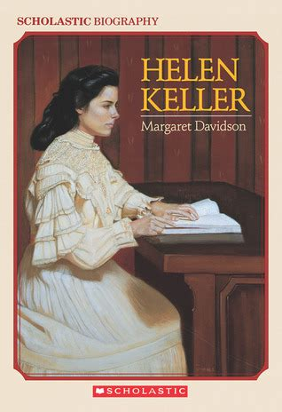 a picture book of helen keller helen keller by margaret davidson reviews discussion