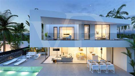 moderne luxusvilla moderne luxus villa 4 schlafzimmern und meerblick am golfplatz