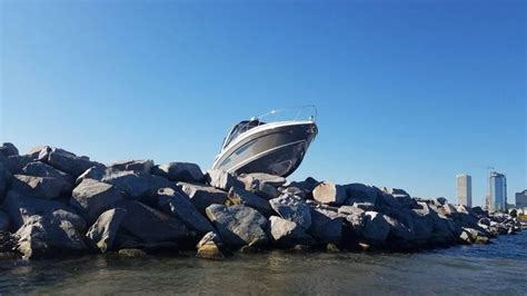 boat crash wisconsin 2 men recovering from boating accident in mckinley marina
