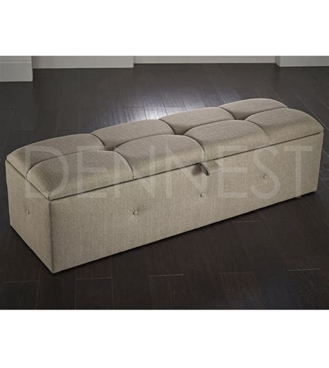 upholstered ottoman with storage littlesmornings upholstered ottoman with storage