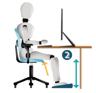 desk chair height adjustment how to adjust your office chair 6 easy steps comfy