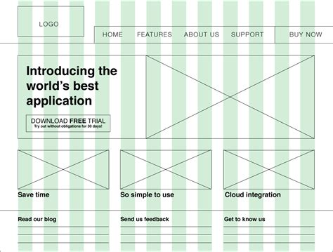 definition layout page a beginner s guide to wireframing