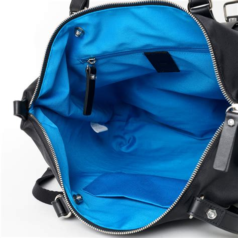 Tote Messenger Bag Black gear3 by saen black tote messenger bag gear3 by saen